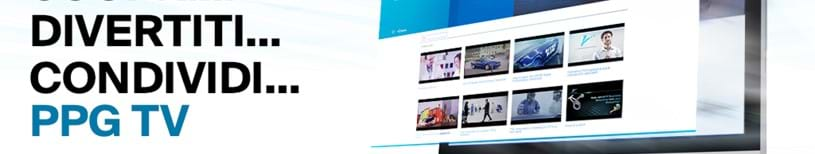 Homepage Promo - PPG TV launch