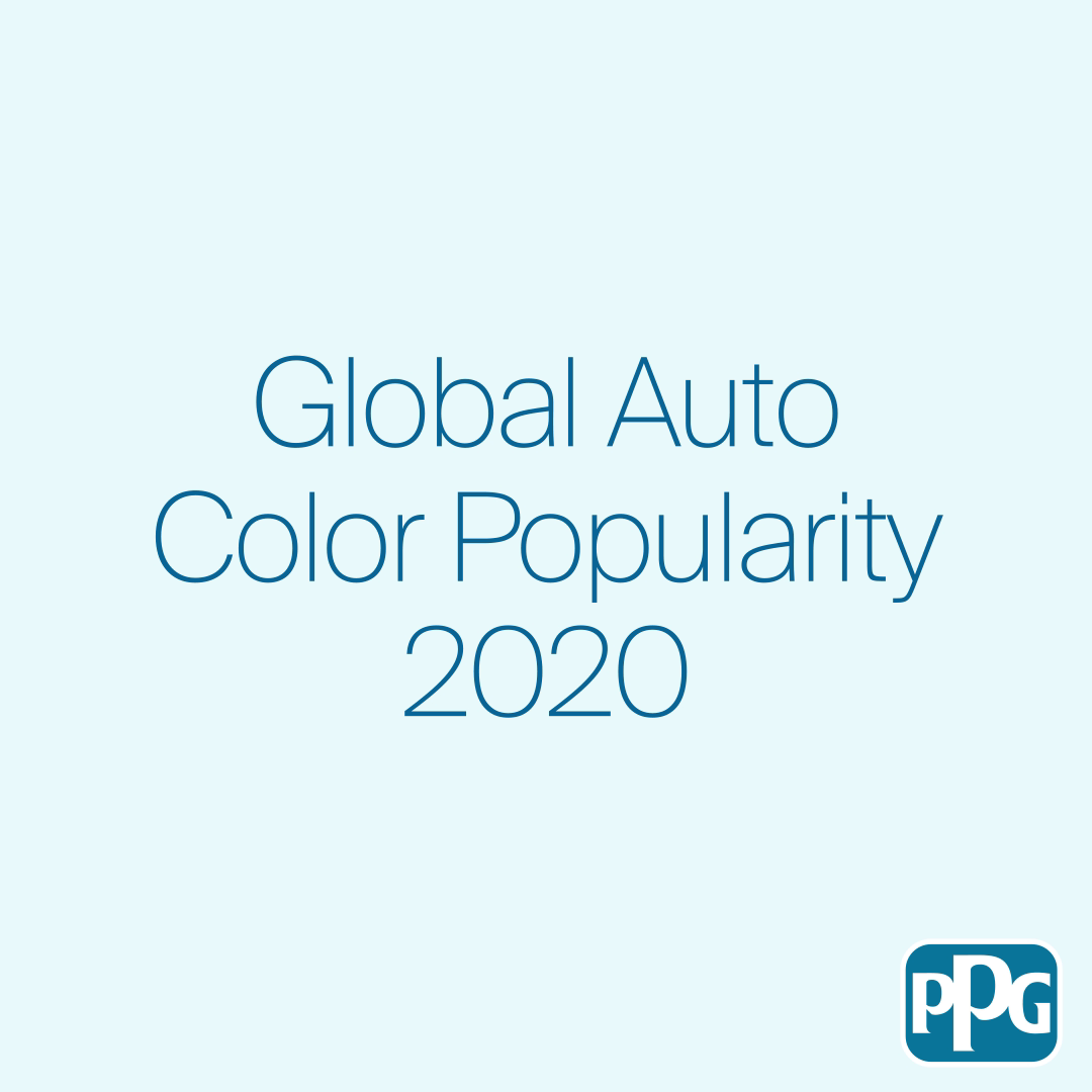 Colour Popularity Report 2020