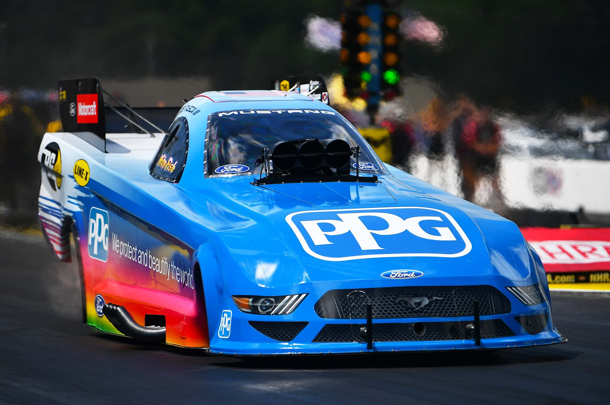 Tasca Racing PPG Primary Sponsor