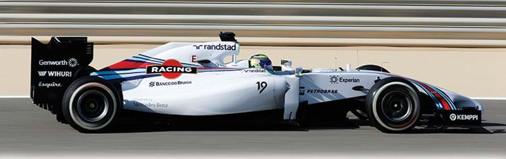 News image - williams martini racing